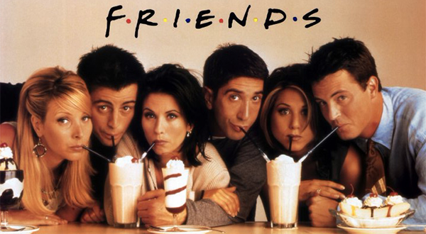 Vuelve Friends