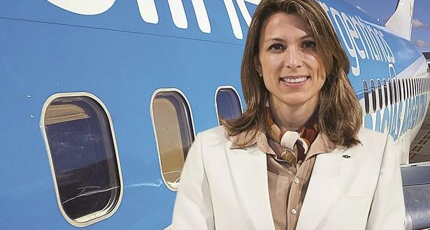 "Isela Costantini, presidenta de Aerolíneas Argentinas: ""Se prevé un déficit de $ 15 mil millones"""
