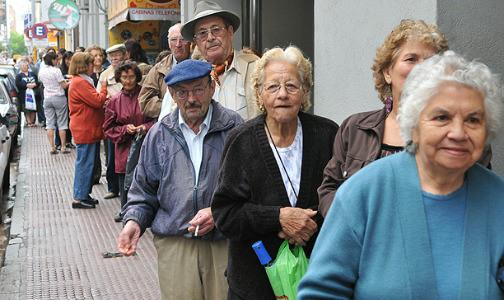 Las jubilaciones subirían 15% en marzo