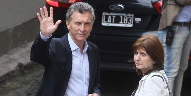 """Macri a Bullrich:""""Estoy contento, pero alerta"""""""