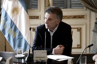 Macri suspendió toda su actividad para hacer reposo médico por la fisura de costilla