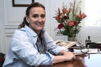 Michetti se reunió con jefes de bloques para coordinar la revisión de 2000 pases a planta permanente en 2015