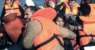 Murieron 44 refugiados, entre ellos 20 chicos, en naufragios en el mar Egeo