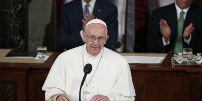 """Papa Francisco: """"Ninguna condición humana puede ser motivo de exclusión"""""""