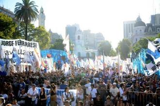 Organizaciones sociales, políticas y de derechos humanos pidieron la libertad de Milagro Sala