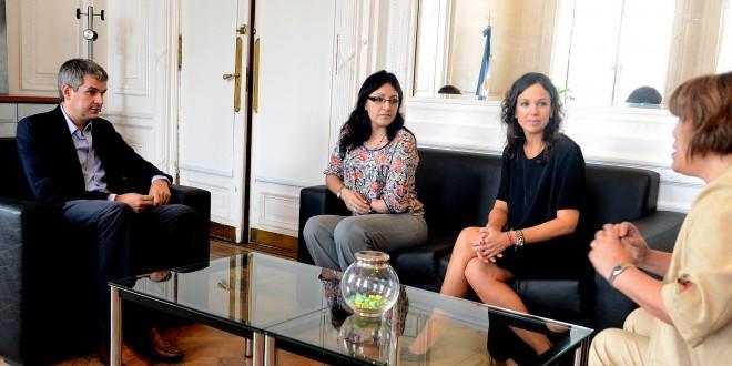 Marcos Peña encabezó una reunión donde se analizó la lucha contra la trata