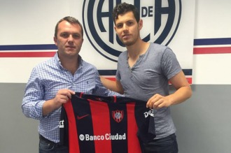 Pedro Franco pasó la revisión médica y es nuevo refuerzo de San Lorenzo