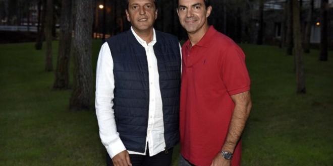 """Massa : """"el kirchnerismo es una etapa superada"""""""