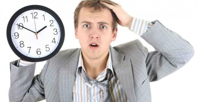 La ciencia explica por qué siempre llegás tarde