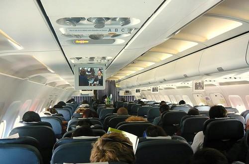 5 cosas que seguro no sabes de los viajes en avión