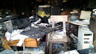 Anciana murió atada e incinerada en su casa: hijo detenido