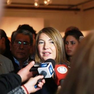 Bertone dijo que apoyaría una eventual candidatura presidencial de Urtubey