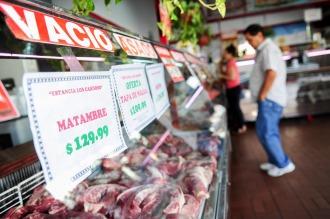 """Carniceros afirman que los precios no bajan """"porque el mercado no lo permite"""""""