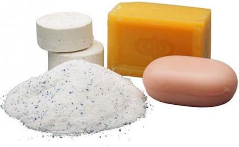 Como fabricar jabón en polvo casero