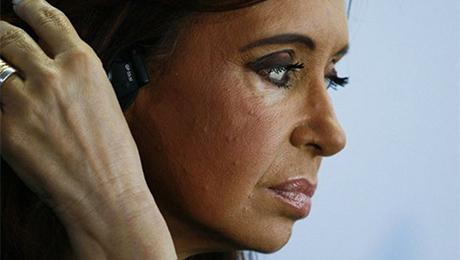 Cristina Kirchner acumula al menos 50 causas judiciales