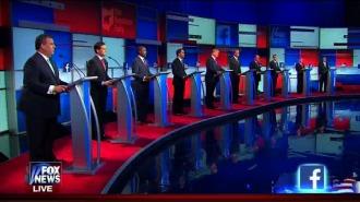 Cruces y tensión entre republicanos, en el debate previo a la segunda primaria