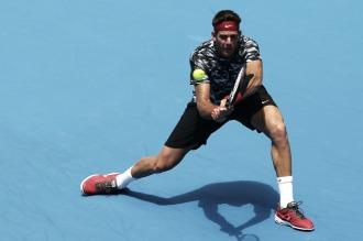 Del Potro irá invitado al Masters 1000 de Indian Wells