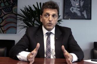 El Gobierno pacta con Massa la discusión por la Coparticipación
