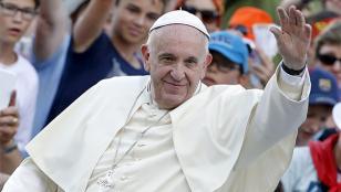 El Papa Francisco visita México, segundo país con más católicos
