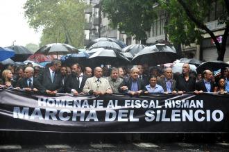 """Fiscales convocaron a una nueva """"Marcha del Silencio"""" y pedirán justicia por Nisman"""