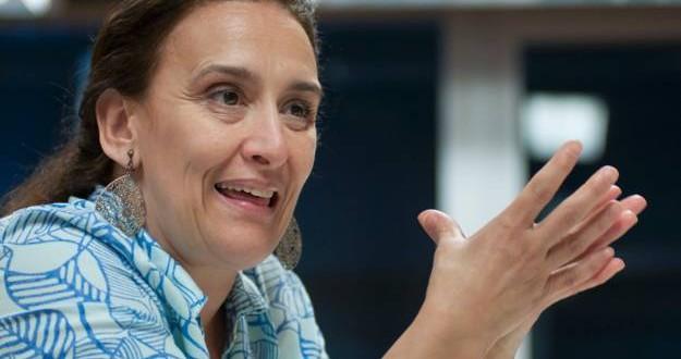 Gabriela Michetti explicó el doble ascenso en un mes de su prima en el Senado