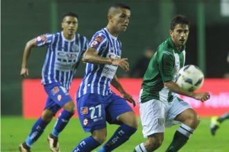 Godoy Cruz le ganó como visitante a Banfield en un partido con final electrizante
