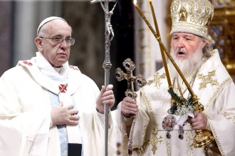 Histórico: el Papa se reunirá en Cuba con el patriarca de la Iglesia ortodoxa rusa
