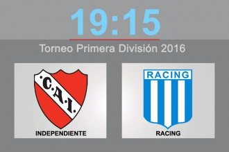 Independiente y Racing paralizan Avellaneda y se juegan más que un clásico