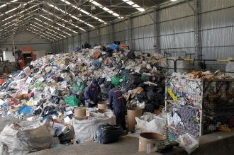 La Ciudad recicla el 46% de las seis mil toneladas de residuos generados por día