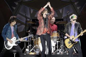 Los Rolling Stones pusieron en marcha su gira con un vibrante show en Chile