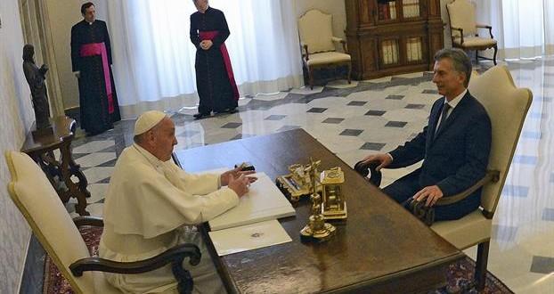 Los consejos y pedidos que le hizo el Papa a Macri