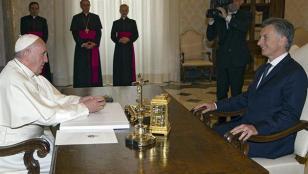 Los dos consejos del Papa Francisco a Mauricio Macri