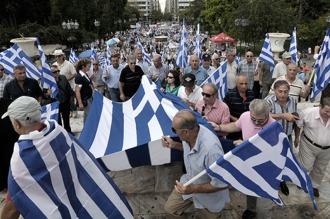 Los griegos preparan su tercera huelga general contra el gobierno de Tsipras