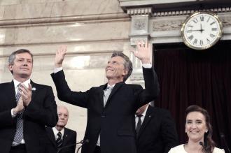 Macri formalizó su primera convocatoria a la apertura de sesiones ordinarias