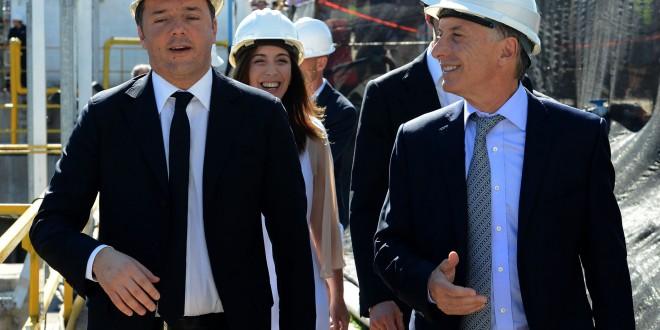 Macri supervisó el estado de las obras de soterramiento del Ferrocarril Sarmiento