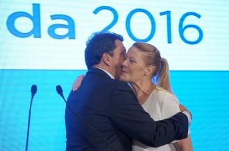 """Massa y Stolbizer: """"Vamos a marcar límites al gobierno fuera de la vieja política"""""""