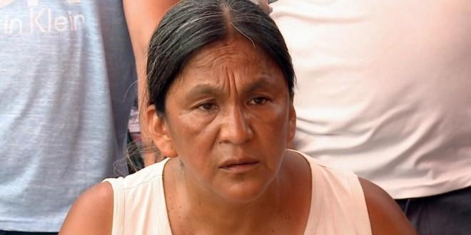 Video : Milagro Sala retira del Banco 14 millones de pesos