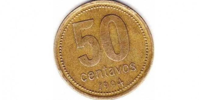 Monedas argentinas que valen más que su valor nominal