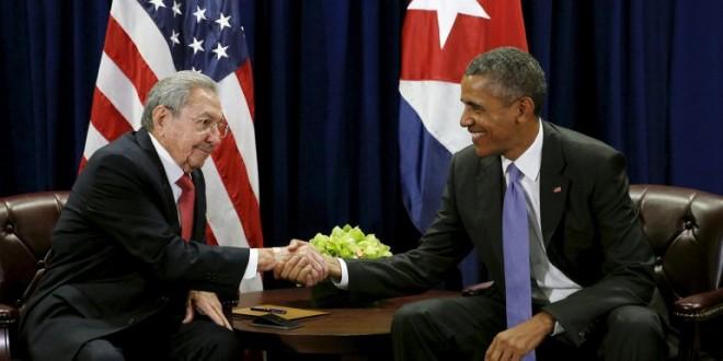 Obama realizará un histórico viaje a Cuba