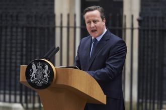 Cameron puso fecha al referéndum para la permanencia en la UE