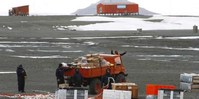 Se suma una nueva base permanente en la Antártida