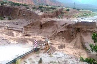 Tras el colapso de un puente en la ruta 7, habilitan las 24 horas el paso Pehuenche