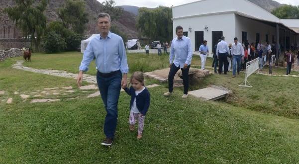 """Macri: """"el kirchnerismo duro cada vez va a ser más minoritario"""""""
