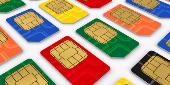 Nueva tarjeta SIM