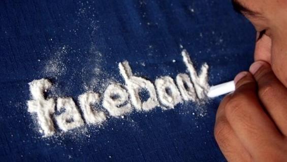 ¿Facebook es tan adictivo como la cocaína?