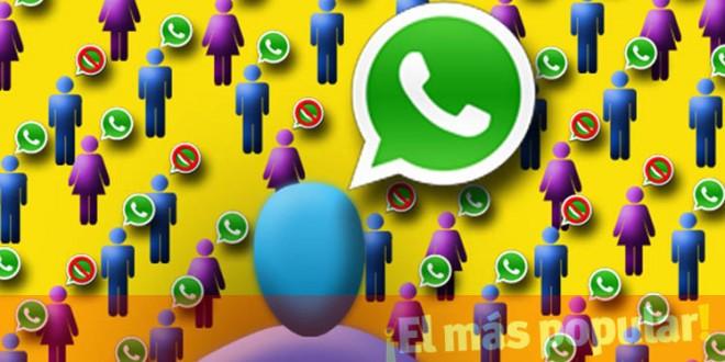 """Ya se puede saber quién es tu """"mejor amigo"""" en WhatsApp"""