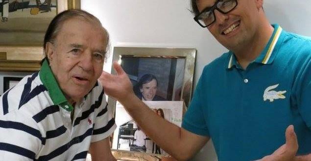 """Carlos Menem: """"Muchos, con el nuevo gobierno, sostienen que a Néstor lo habría matado la mujer"""""""