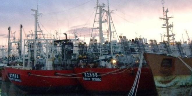Beneficios y descuentos para que los poteros descarguen en Mar del Plata