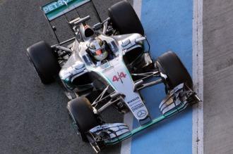 La Fórmula 1 comienza a calentar motores en España