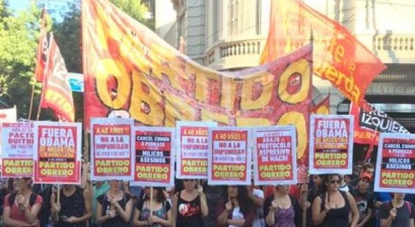 #NuncaMás Los actos para recordar el inicio de la dictadura